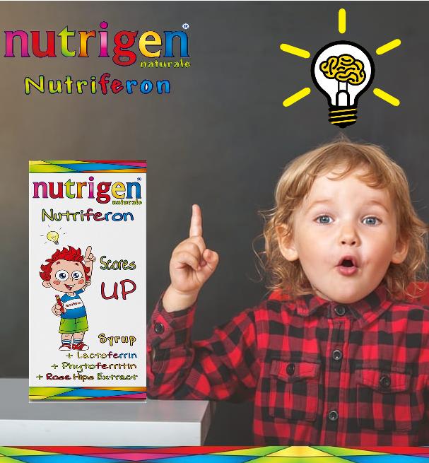 Nutrigen Naturale Nutriferon Syrup
