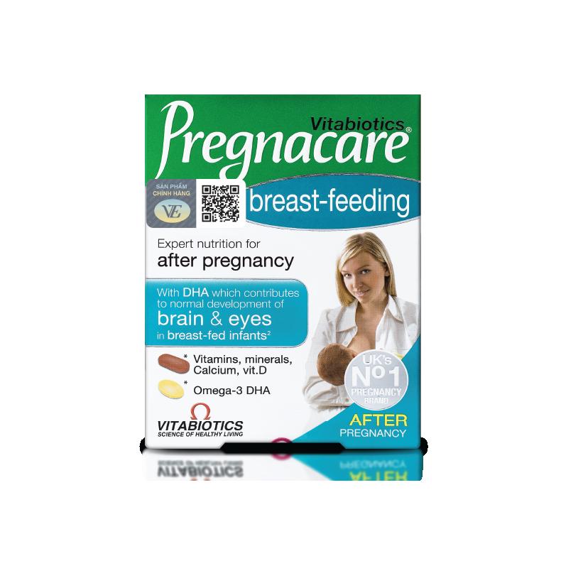 Pregnacare Breast-feeding Thực phẩm bảo vệ sức khỏe