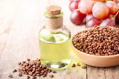 Tinh dầu hạt nho và tác dụng của tinh dầu hạt nho organic365